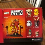 小型LEGO中国龙
