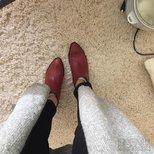 #经验#aw的断根靴