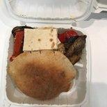 好吃的中东菜
