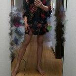 #经验#天气好了,出去浪怎么能少了印花裙!:D