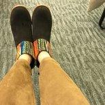 Ross淘的TOMS靴子