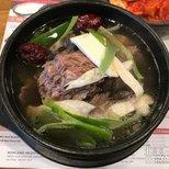 韩国牛骨汤