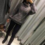 【winter wonderland】h&m 淘的毛衣