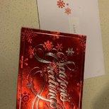 【Christmas Delight】公司发的圣诞红包