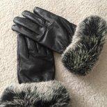 【winter wonderland】狐狸毛皮手套