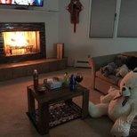 DIY翻新fireplace