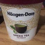 哈根达斯green tea favor