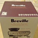 Breville Barista Express™ Espresso Machine开箱