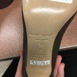 tjmaxx淘到的Kate spade高跟鞋!!