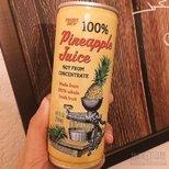 种草好喝的菠萝汁