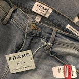 Frame牛仔裤