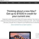 #经验#Apple官网Trade in旧MacBook换$$$ - Phobio