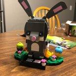 LEGO复活节兔子