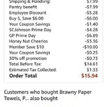 【Amazon prime】pantry晒货