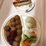 ikea的free birthday lunch