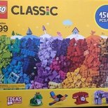 Costco大盒LEGO