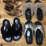 Chloe sample sale八双鞋