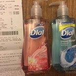 #经验#Dial洗手液