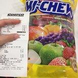种草一个水果软糖 hi-chew
