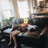 【新沙发】终于换了新沙发 开心