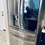 黑五购买的冰箱终于到了!颜值逆天!价格逆天!真的很不错