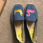 Soludos渔夫鞋
