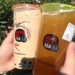 买一送一的Kung Fu Tea