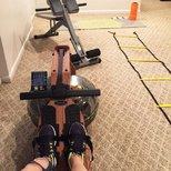 rowing machine 划船机后续- 使用分享