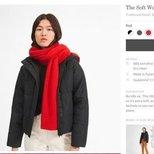 【winter wonderland】毛绒绒的毛衣和围巾