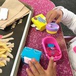 麦当劳新儿童餐玩具 女生最爱的Shopkins
