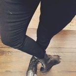 65刀的马丁靴到货,很喜欢!!
