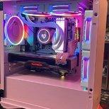 PCFUNS_分享几个粉色的台式机