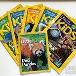 #经验#National Geographic Little Kids Magazine
