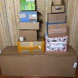 【叠叠乐】明明知道箱子里是什么,还是会很兴奋的等着快递的到来