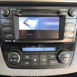 自己更换Toyota RAV4 汽车radio