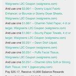#经验#Walgreen第一单-家居用品