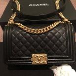 我的第一个Chanel!!