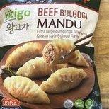 推荐一个bulgogi馅的饺子