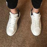 麦昆小白鞋到啦