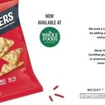第一次在官网买snacks 推荐一个零食