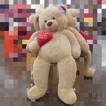 在超市发现了超可爱的毛绒小熊