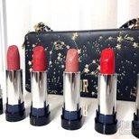 Dior圣诞口红套装改造包包