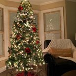 【圣诞树】终于用心一回