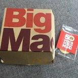 Big Mac 50周年金币!