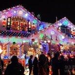 [Christmas Delight] 见过最美的圣诞灯屋