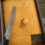 Costco 跟玉米饼子一个味道...