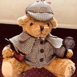 【星语星愿-天枰座】Sherlock Holmes小熊
