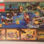 Lego 70913 Scarecrow Fearful Face-off