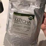 半价的抹茶粉