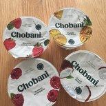 chobani酸奶